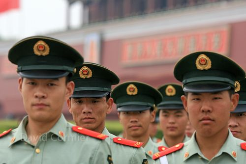 PékinSoldats