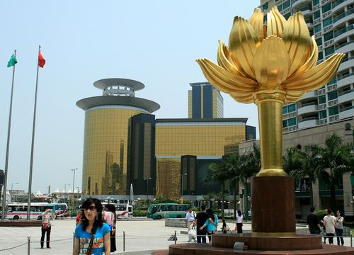 Macao-lotus