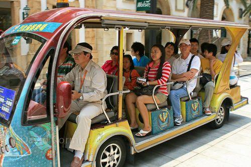 Macao-minibus